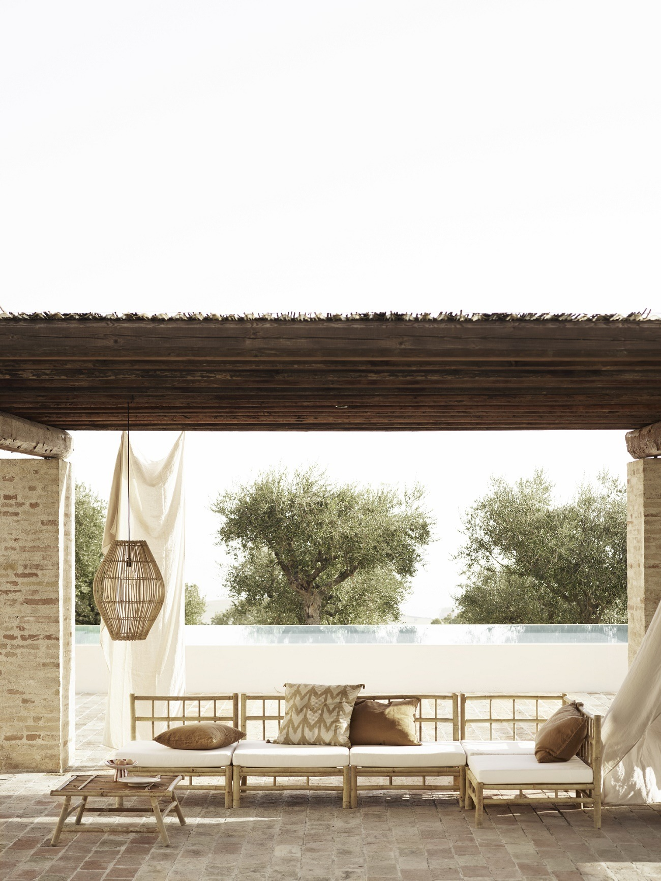 Bambussofa von Tine K Home