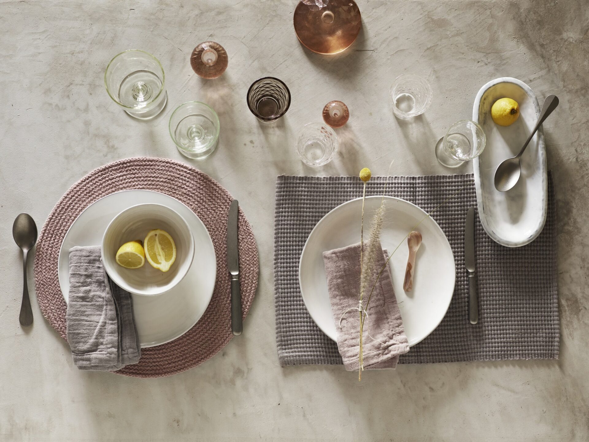Tischdekoration von Tine K Home