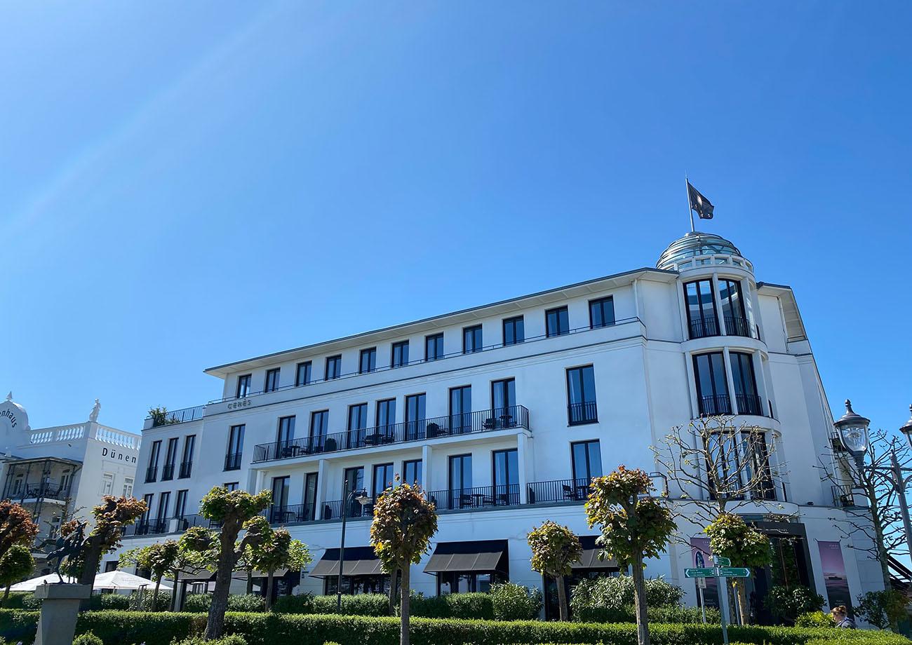 Hotel Ceres Binz