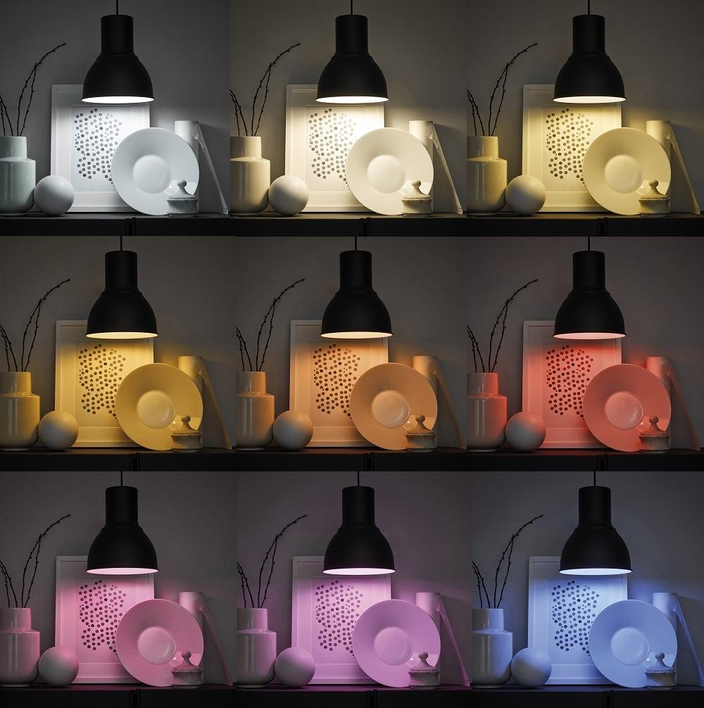 Smart Home Beleuchtung von IKEA
