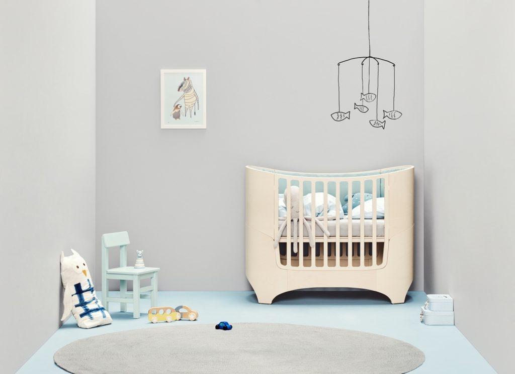 Erstes Babybett