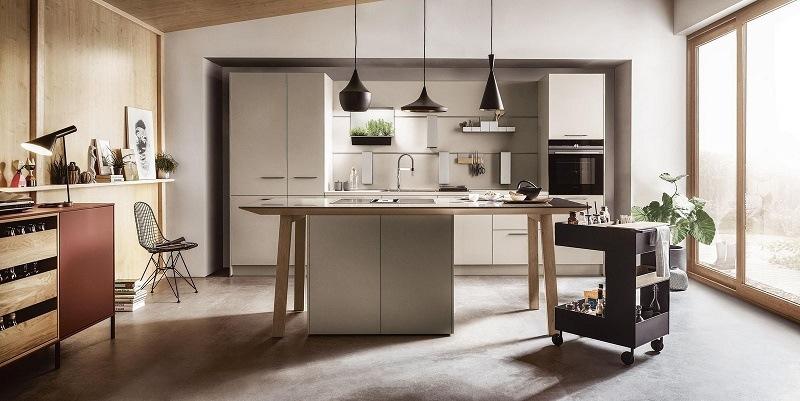 Kücheninsel als Tisch von next125