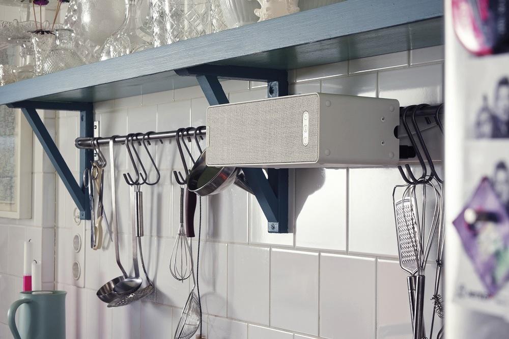 SYMFONISK Speaker in der Küche