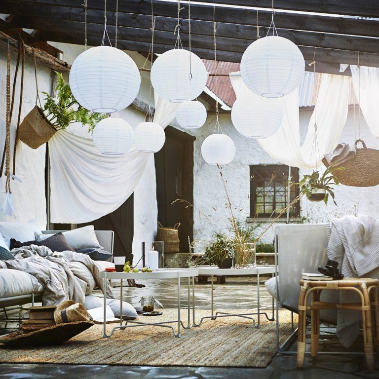 Schöne Gartenmöbel von IKEA