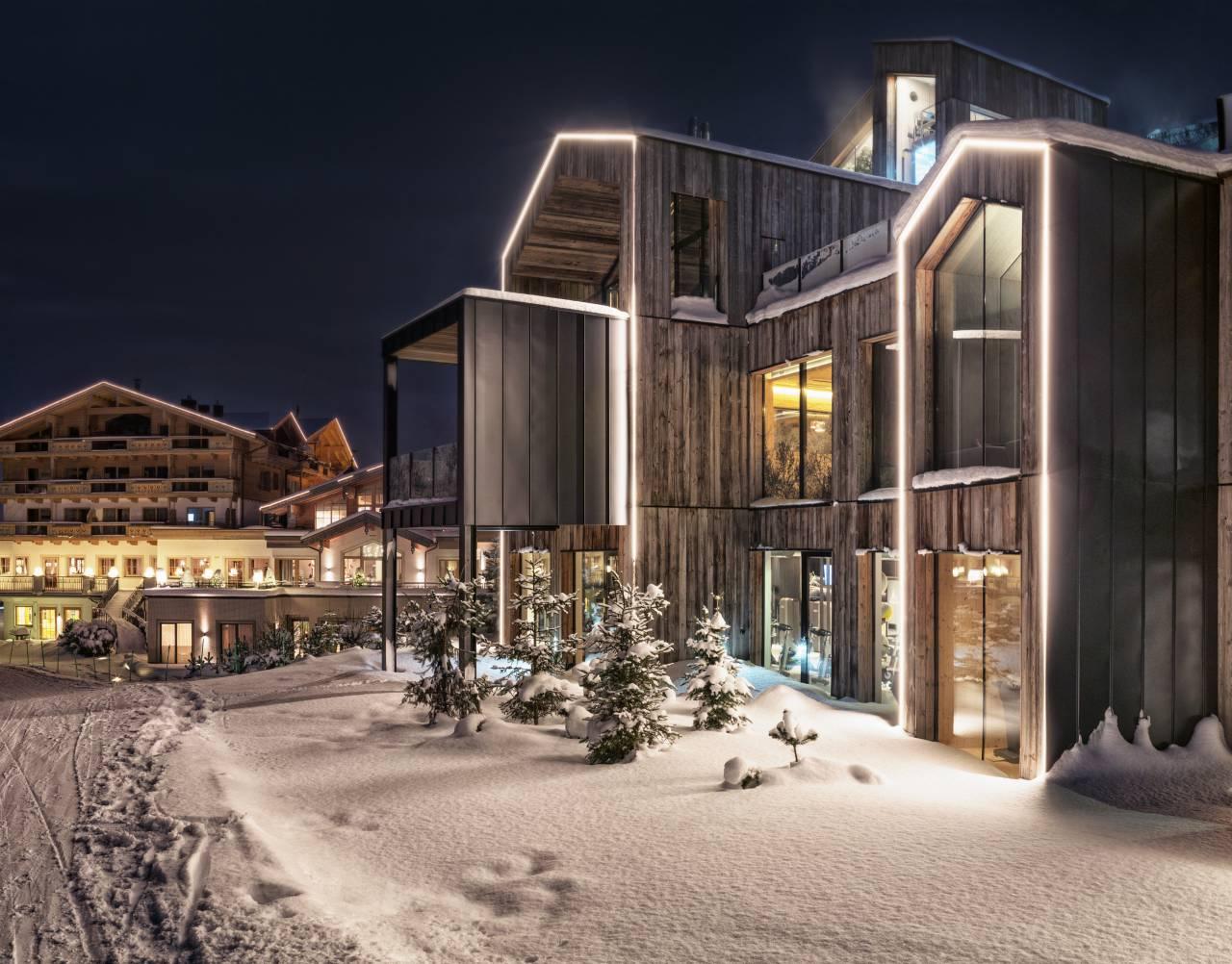 Naturhotel Forsthofgut Winter
