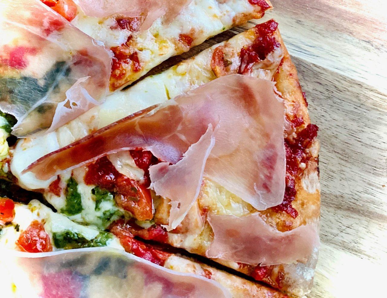 Perfekte Pizza