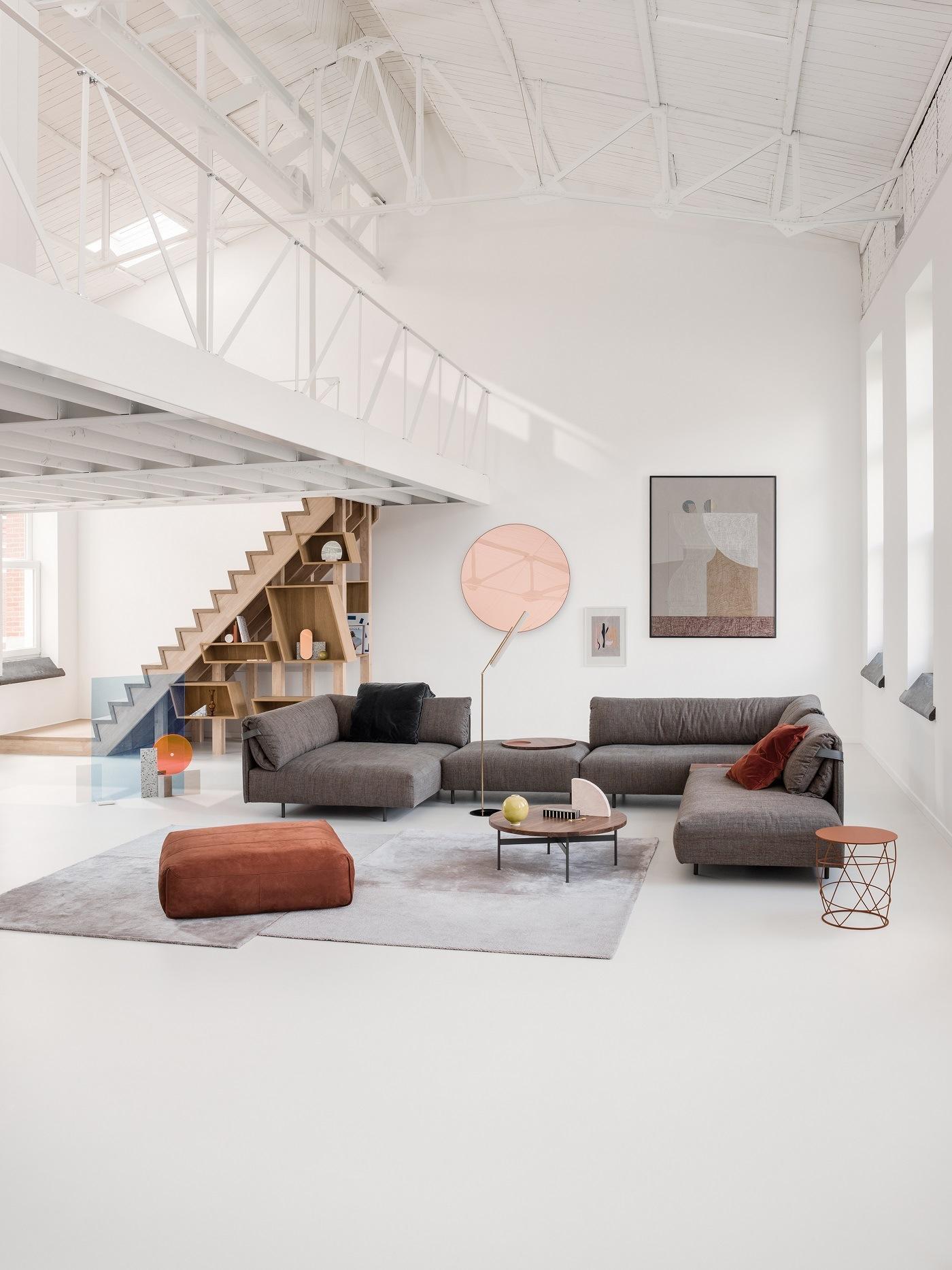 Sofa ALma von Rolf Benz
