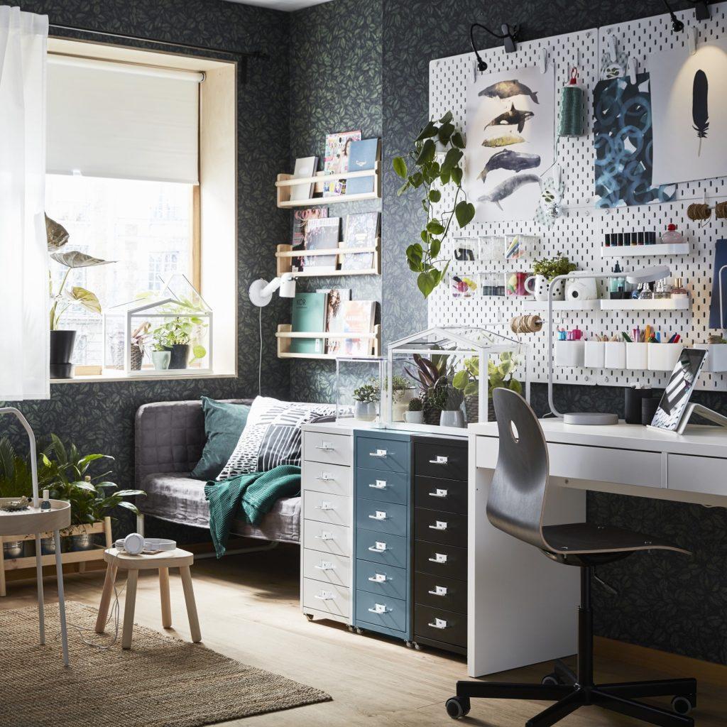 Homeoffice IKEA