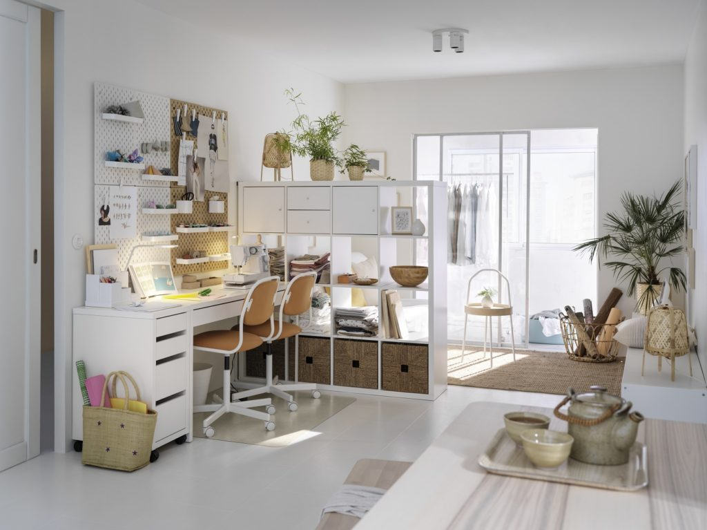 Home-Office von IKEA