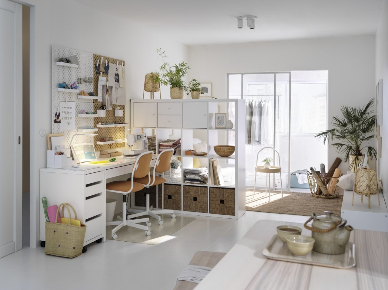 Home-Office von IKEA