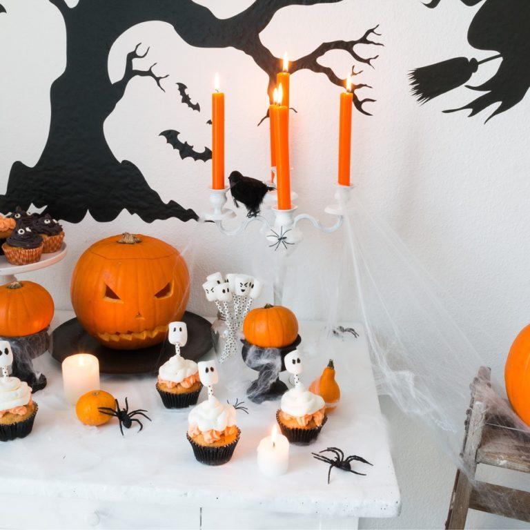 Halloween Tischdekoration Ideen