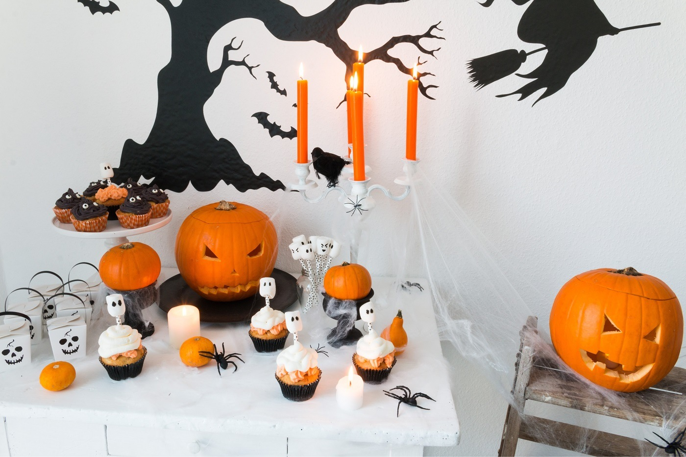Halloween-Party Ideen