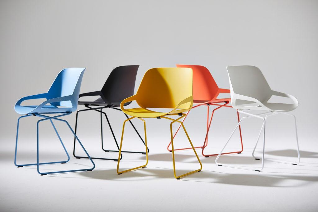 Übersicht Aeris Numo Stühle