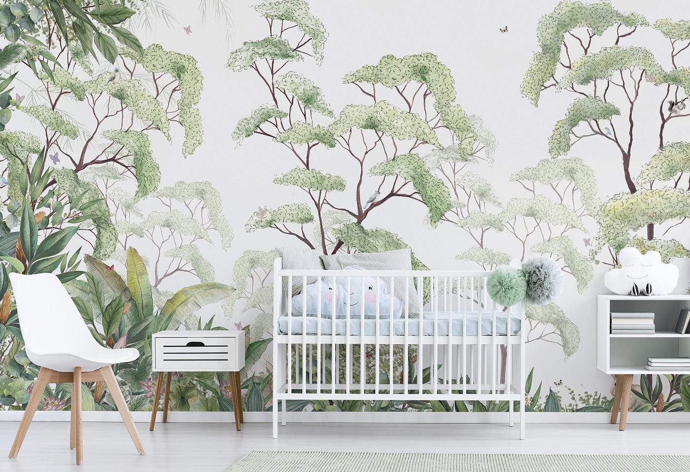 Photowall Sweden Kinderzimmertapete