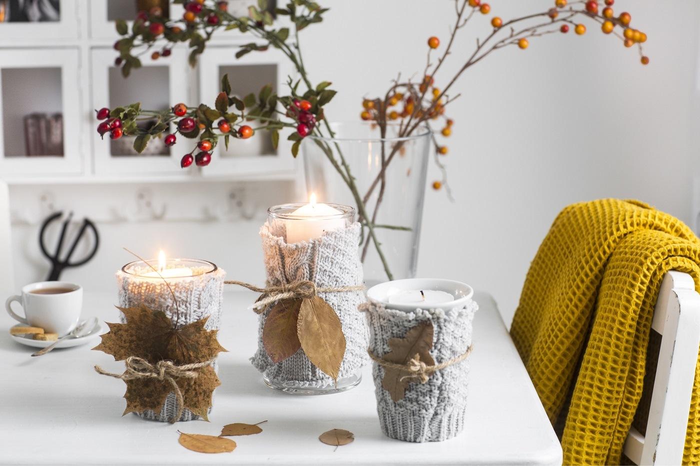 Tischdeko-Ideen für den Herbst
