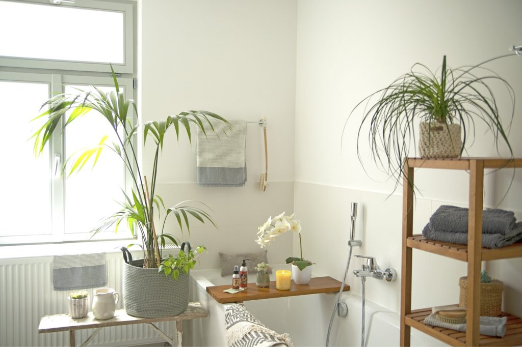 Badezimmer Dekorieren Raum Fur Das Wahre Gluck