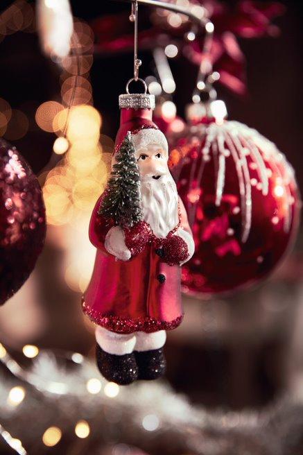 Nikolaus-Anhänger für den Weihnachtsbaum von DEPOT
