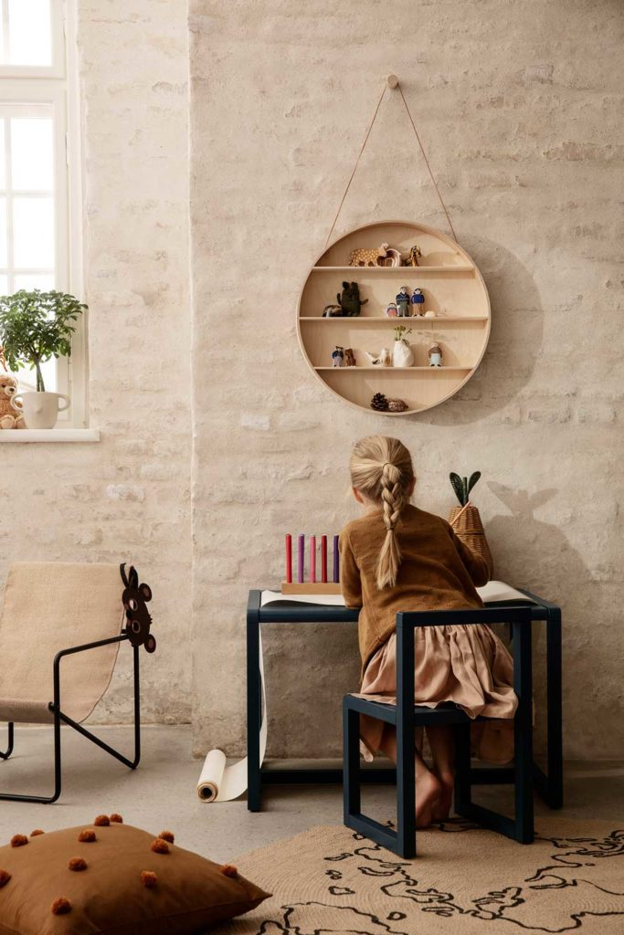 rundes Regal von ferm Living