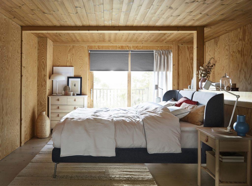 Tufjord Bett IKEA