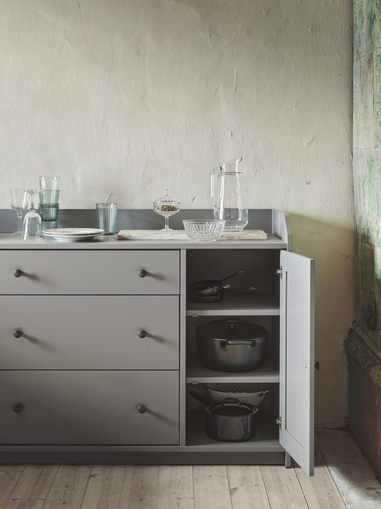 Kommode IKEA Serie Hauga
