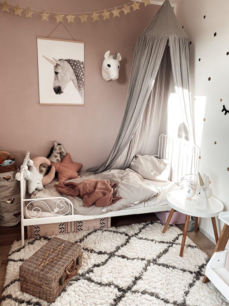 Kinderzimmer Bett in einem Kern-Haus Vero