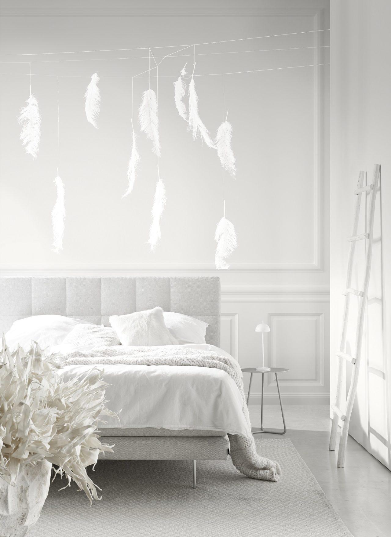 Schönes Bett von Musterring