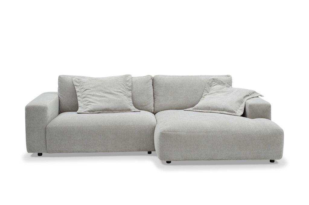 Graues Sofa von Gallery M