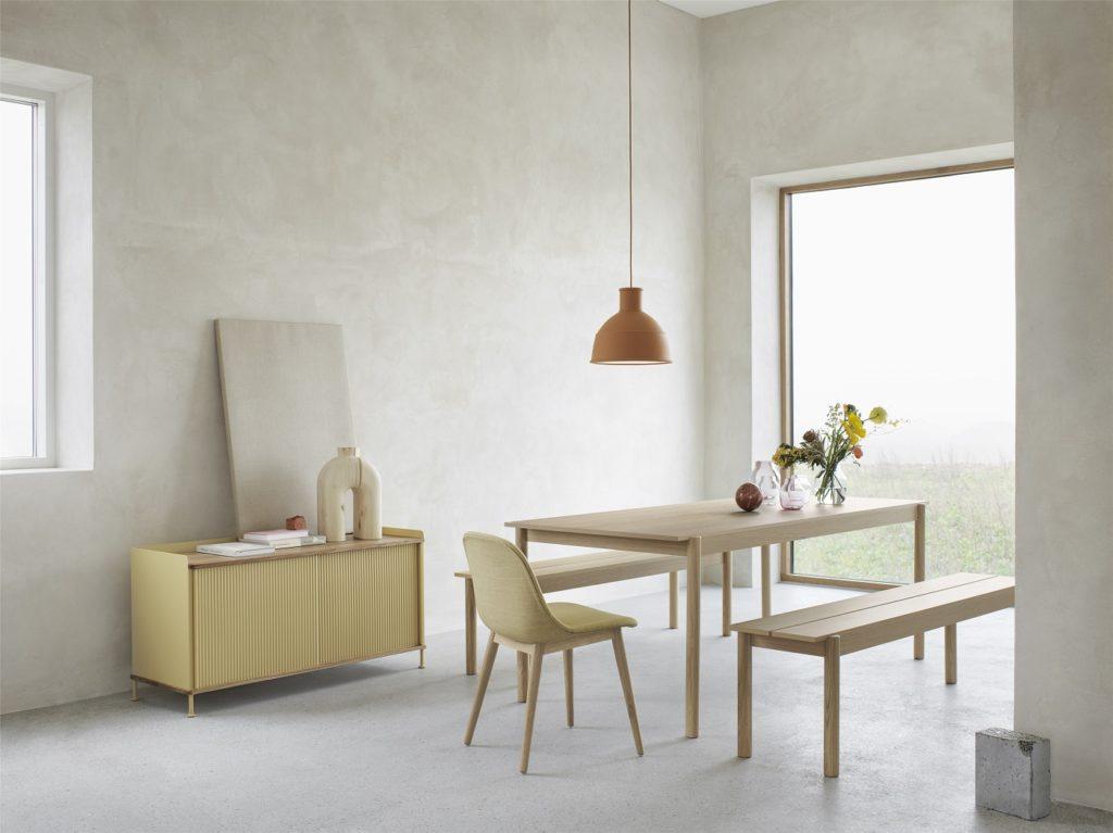 Linear Wood Table Muuto