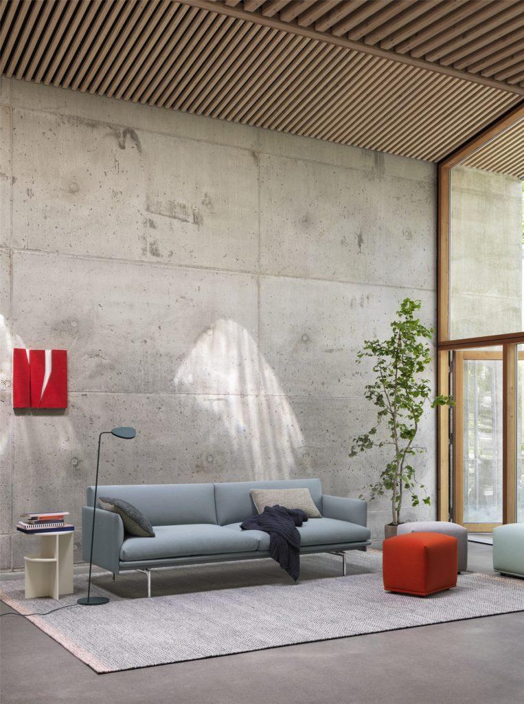 Sofa Outline von Muuto