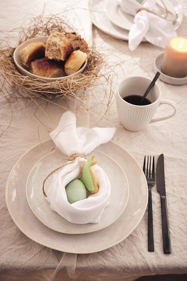 Tischdeko Ideen zu Ostern