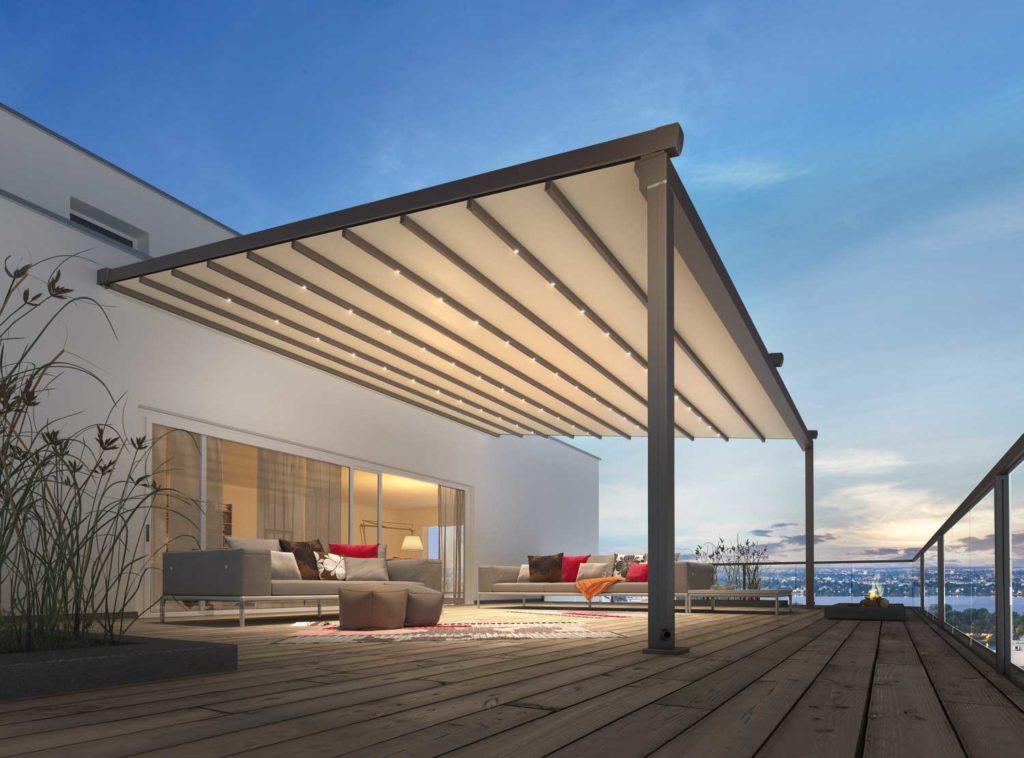 Ideen Terrassenüberdachung von Weinor
