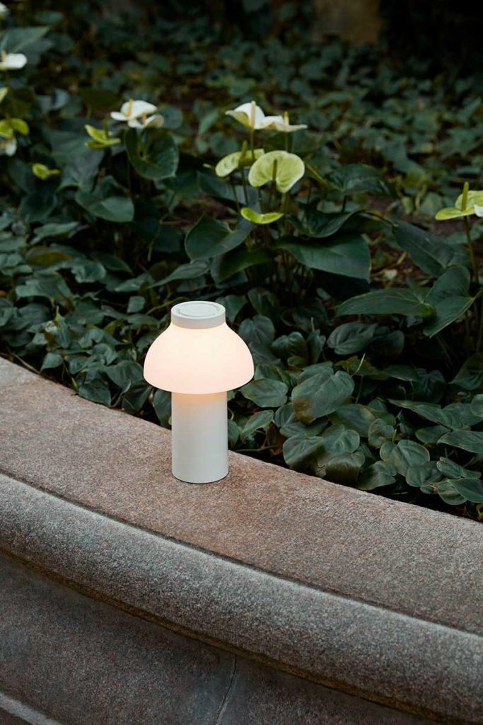 Lampe ohne Kabel HAY