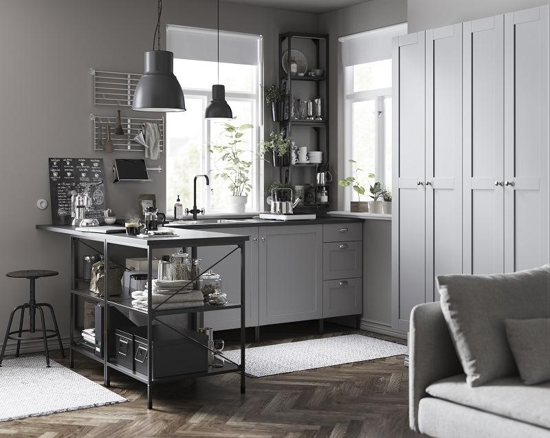 Wohnküche von IKEA