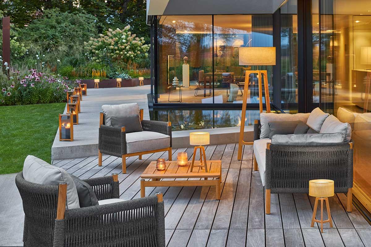 Garpa Gartenmöbel Neuheiten 2021