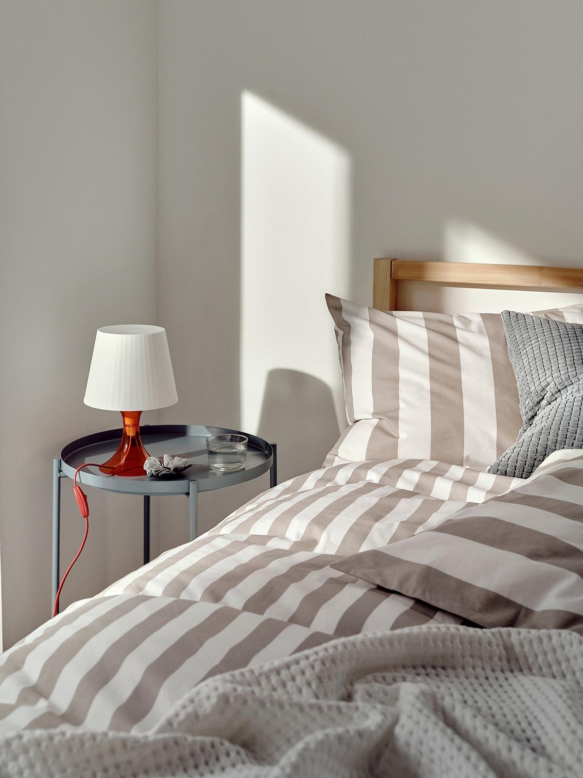 Bettwäsche Streifen IKEA