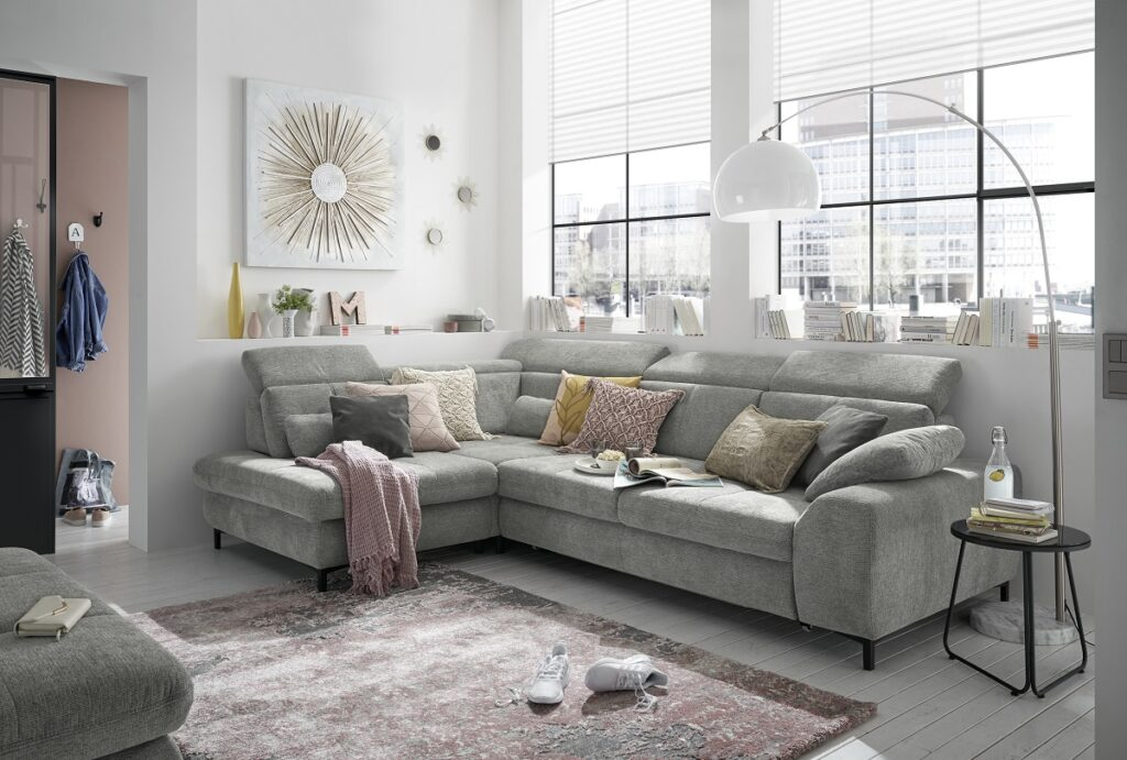 Sofa SO 3400 set one by Musterring