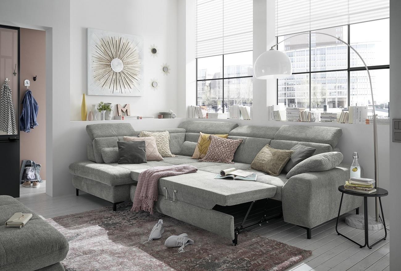 Sofa als Schlafcouch umwandeln
