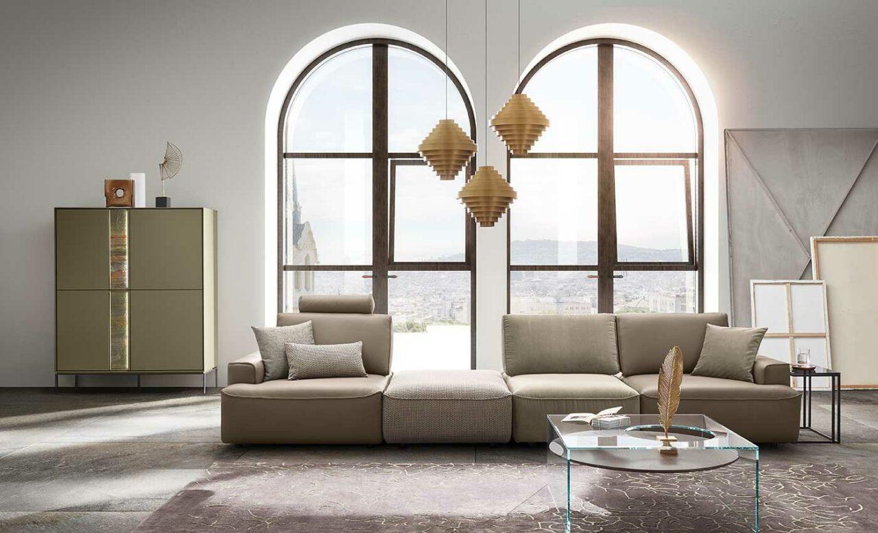 neue Sofa von WK Wohnen