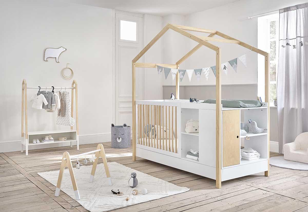 Babybett Maison du Monde