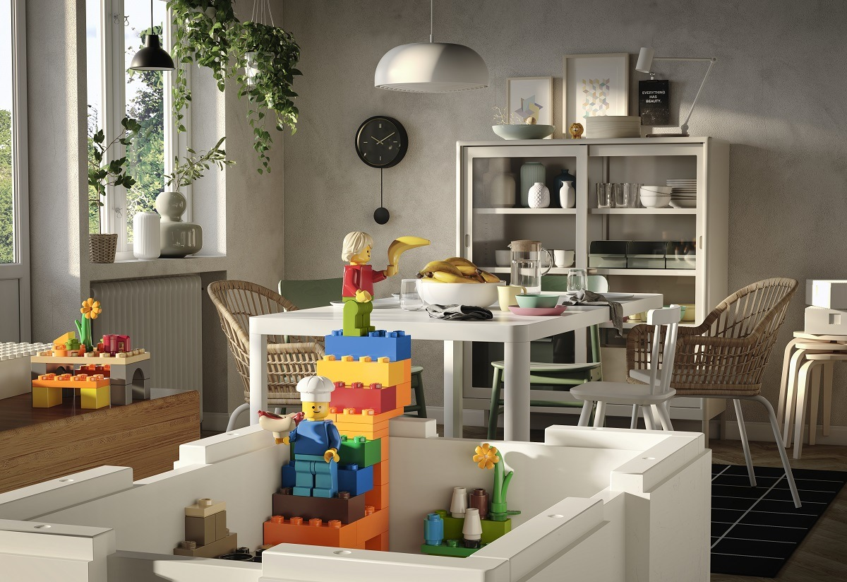 IKEA BYGGLEK