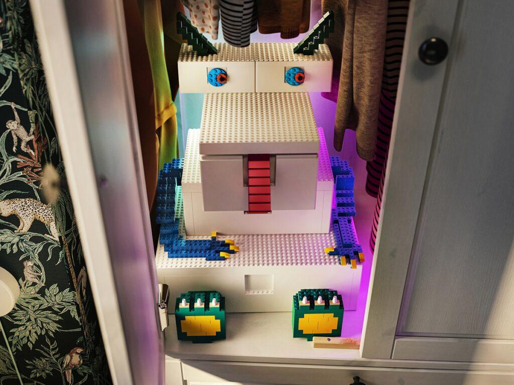 Lego Aufbewahrung IKEA