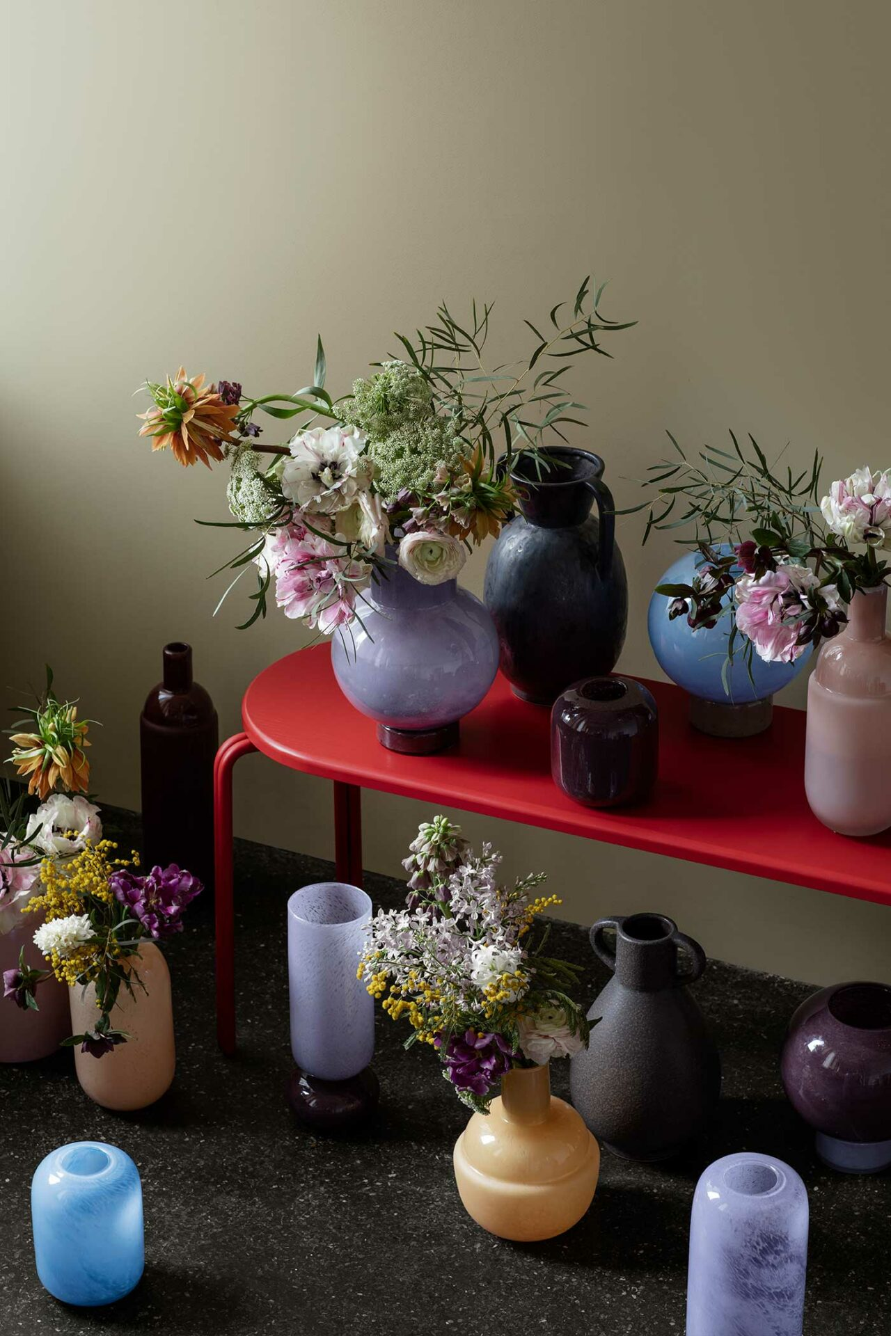 Neue Vasen von Broste Copenhagen