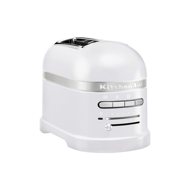 weißer Toaster