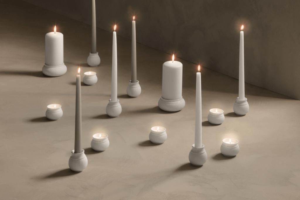 Kerzenleuchter Lyngby