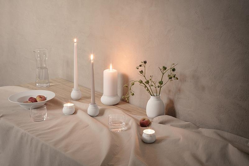 Tisch stimmungsvoll dekorieren