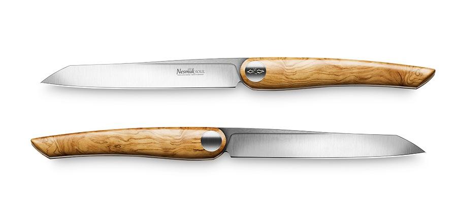 Sehr hochwertiges Messer