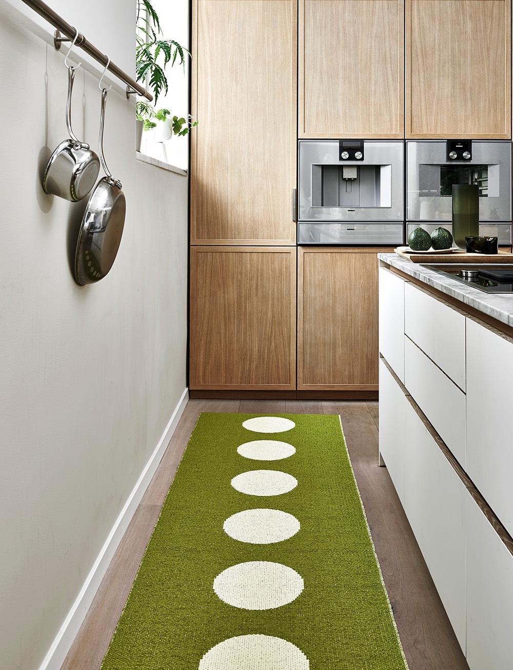 Pappelina grüner Teppich